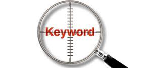 keywords small Un site des mots clés